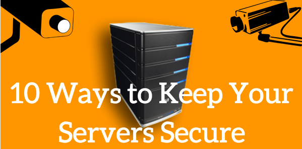 how to keep my server secure