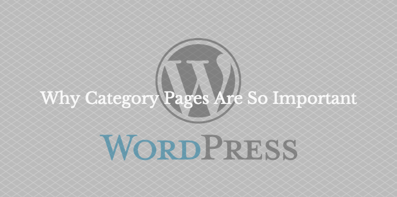 WordPress Category Pages image