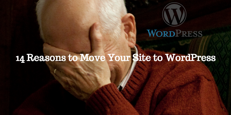 14 Reasons to Move to WordPress image