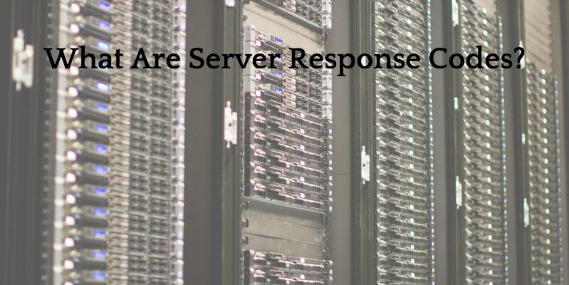 Server Response Codes image