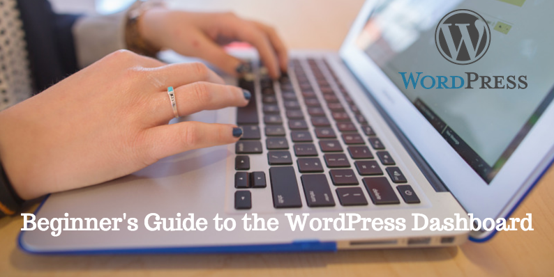 Beginner's Guide to WordPress Dashboard image